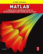 Matlab: a practical introduction to programming and problem solving 1판