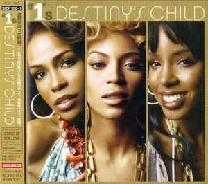 [일본반] Destiny's Child - #1's [CD+DVD][+2 Bonus Track]