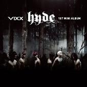 [미개봉] 빅스 (Vixx) / Hyde (1st Mini Album) (Digipack/미개봉