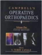 CAMPBELLS OPERATIVE ORTHOPAEDICS (4Vols)
