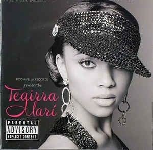 [수입] Teairra Mari - Roc-A-Fella Presents Teairra Mari