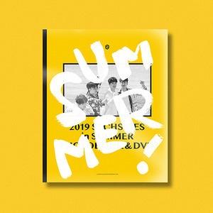 [미개봉] [포토북+DVD] 젝스키스 - 2019 SECHSKIES in SUMMER PHOTOBOOK & DVD (3DVD)