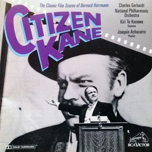 V.A. / Citizen Kane ? The Classic Film Scores Of Bernard Herrmann (수입/07072RG)