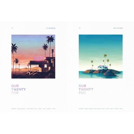[미개봉] 위너 (Winner) / Winner Single Album : Our Twenty For (for Youth/for Dream Ver./미개봉)