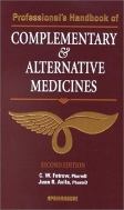 Professional's Handbook of Complementary & Alternative Medicines