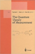 The Quantum Theory of Measurement, 2/ed (Lecture Notes in Physics - Monographs, Vol. m2)  (ISBN : 9783662141045)