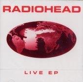 Radiohead / Live (EP) (수입)
