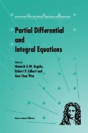 Partial Differential and Integral Equations (ISBN : 9781461332787)