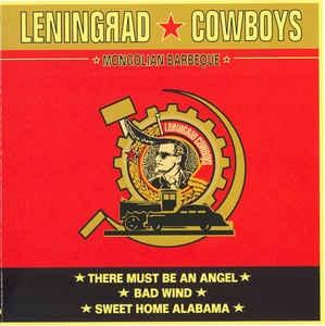 [수입] Leningrad Cowboys - Mongolian Barbeque