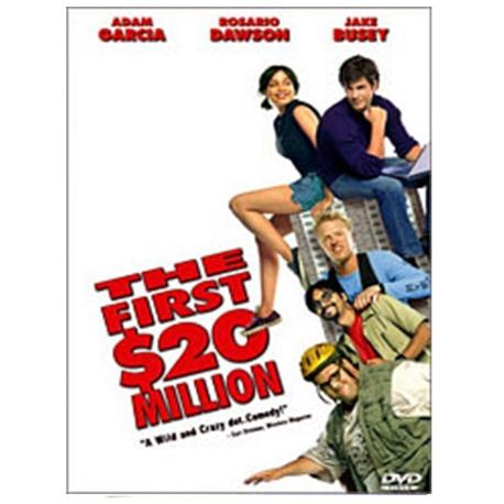 (DVD) 백만장자 프로젝트 (First $20 MIllion is Always The Hardest)