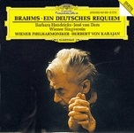 Herbert Von Karajan / 브람스: 독일 레퀴엠 (DG0347)