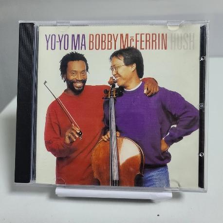 Yoyo ma and Bobby Mcferrin - Hush