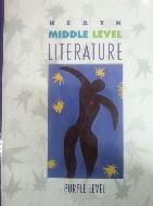HEATH MIDDLE LEVEL - LITERATURE - PURPLE LEVEL -