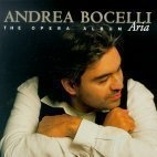 Andrea Bocelli / 오페라 아리아집 (DP4799)
