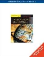 International Economics (10th Edition, Paperback)