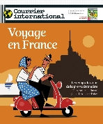 Courrier international N° 1395-96-97 DU 27 JUILLET 2017 French 외형 최상 내형 최상