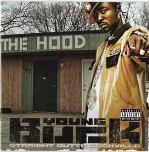 [수입/미개봉] Young Buck - Straight Outta Ca$hville