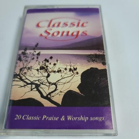 (중고Tape) 20 Classic praise & worship songs