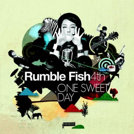 럼블피쉬 (Rumble Fish) - 4집 One Sweet Day