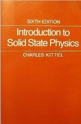[영어원서 물리학] Introduction to Solid State Physics (Charles Kittel, 6판) (Paperback)