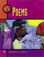 [영어원서 청소년문학] Best Poems - Middle Level (1998년) [양장]