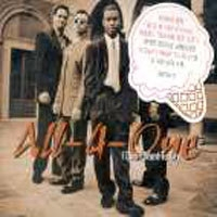 All-4-One / I Don`T Want To Cry (single)