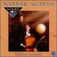 Acoustic Alchemy / Reference Point (수입)
