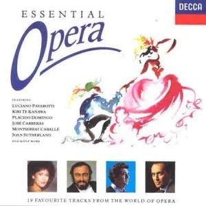V.A. / 에센셜 오페라 (Essential Opera) (DD0361)