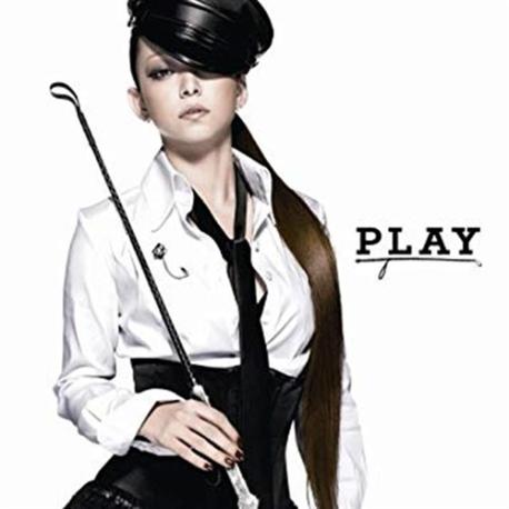 Amuro Namie - Play (CD+DVD)