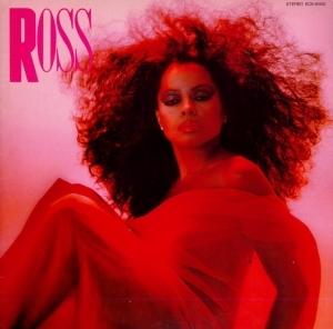 [일본반][LP] Diana Ross - Ross