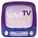 VA - I Love TV 7 (2CD) 디지팩 * 광고음악 33곡