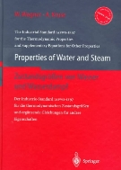 Properties of Water and Steam (Including IAPWS-IF97 Wall Charts) / Zustandsgroessen  von Wasser und Wasserdampf  (ISBN : 9783540643395)