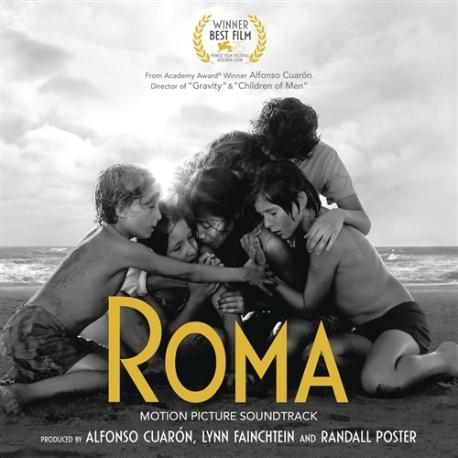 Roma (로마) - O.S.T. (홍보용 음반)