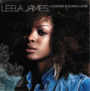 [수입] Leela James - A Change Is Gonna Come