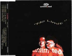 [일본반] 2 Unlimited - No Limit