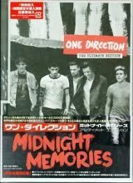 [일본반] One Direction - Midnight Memories (The Ultimate Edition) [+7 Bonus Track]