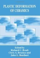 Plastic Deformation of Ceramics (ISBN : 9781489914439)