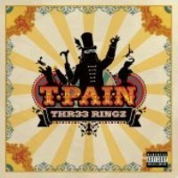 T-Pain / Thr33 Ringz (수입)