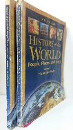 History of Our World : People, Places, and Ideas Vol.1권 2권 세트 : The Ancient World 1권2권 세트