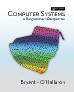 Computer Systems - a Programmer's Perspective (Hard Cover)