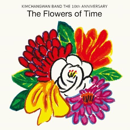 [미개봉][LP] 김창완 밴드 - The Flowers Of Time [180g 2LP]