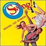 Swing! (Original Broadway Cast Recording) [수입] 새것같은 개봉 * 브로드웨이 뮤지컬 Musical