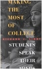 Making the Most of College: Students Speak Their Minds (Hardcover)