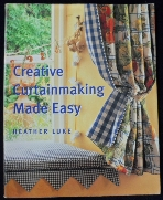 Creative Curtainmaking Made Easy (English)9780823010417    /사진의 제품   / 상현서림 ☞ 서고위치:SR 5  *[구매하시면 품절로 표기됩니다]