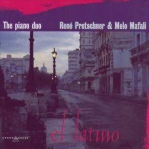 Rene Pretschner & Melo Mafali / El Latino - The Piano Duo (Digipack/수입)