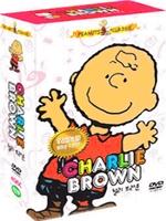 찰리 브라운 박스세트 (4disc)  발렌타인데이/추수감사절/할로윈데이/부활절