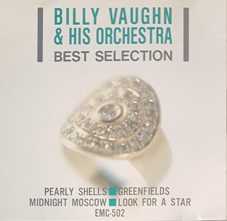 [일본반] Billy Vaughn & His Orchestra - Best Selection