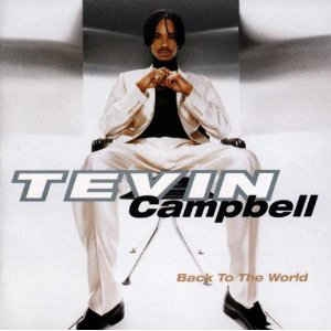 [수입] Tevin Campbell - Back To The World