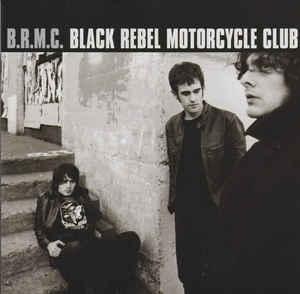 [수입] Black Rebel Motorcycle Club - B.R.M.C.