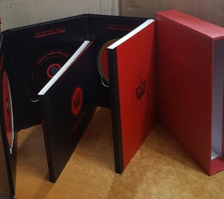 NO.1 [CD+2DVD] [리패키지 스페셜 에디션] -전구성 다 있어요/실사진 참고하세요